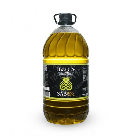 Aceite Oliva Virgen Extra IBOLCA SAB'Or Caja 15 litros